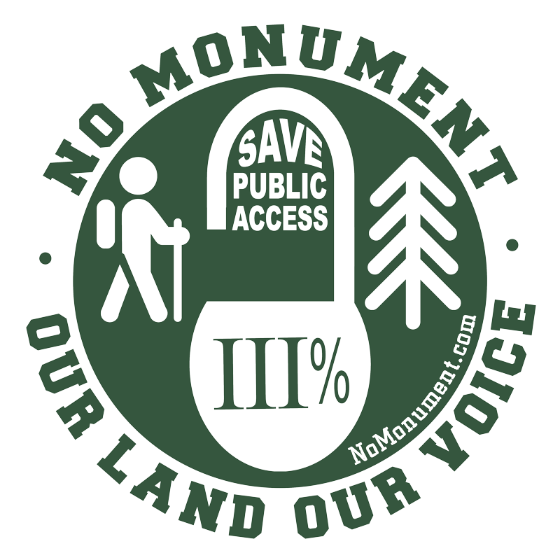 No Monument to Politicians & Special Interests